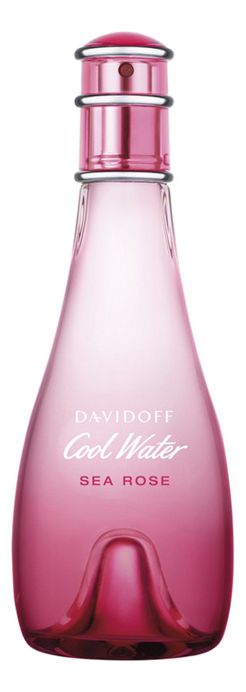 Davidoff Cool Water Sea Rose Summer Women: туалетная вода 100мл