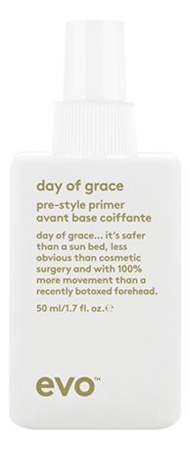 Несмываемый кондиционер для волос с термозащитой Day Of Grace Pre-Style Primer: Кондиционер 50мл