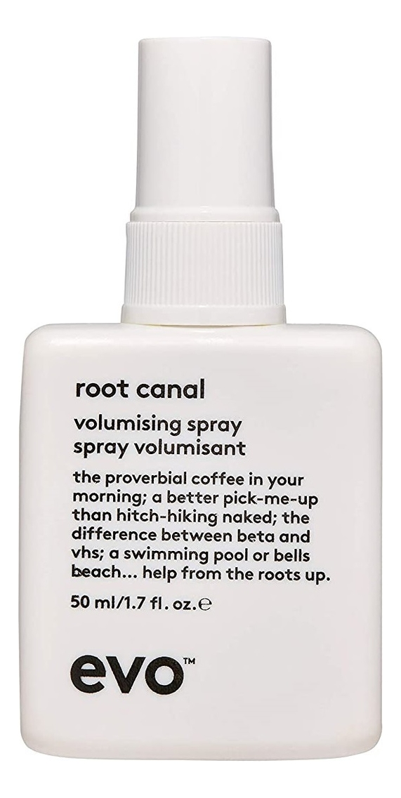 Спрей для прикорневого объема волос Root Canal Volumising Spray: 50мл