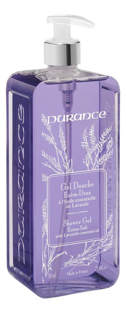 Купить Гель для душа Gel Douche Extra-Doux 750мл (лаванда), Durance
