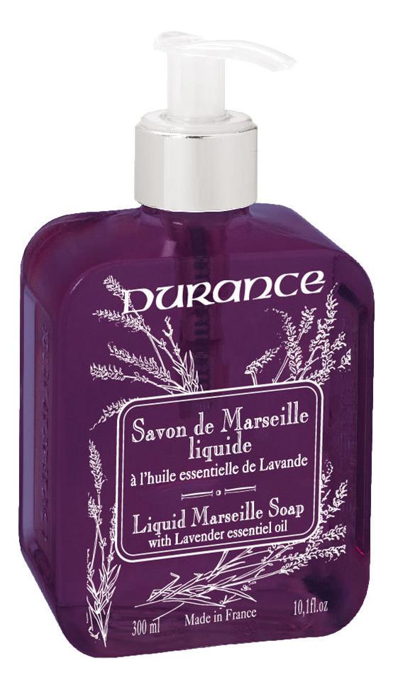 Жидкое мыло Liquid Marseille Soap (лаванда): Мыло 300мл недорого