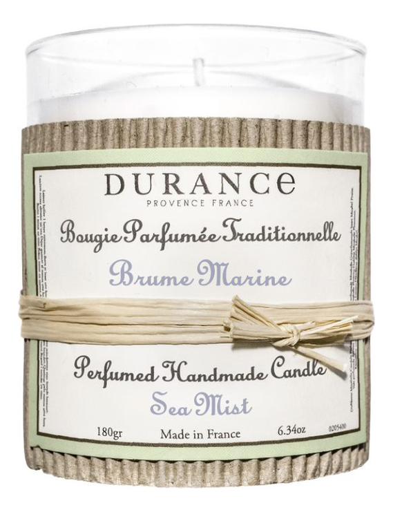 Купить Ароматическая свеча Perfumed Handmade Candle Sea Mist 180г (морской туман), Durance
