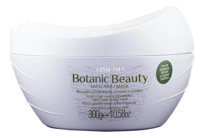 Купить Маска для волос Botanic Beauty Moringa Oil & Jasmine Extract Mask 300мл, Маска для волос Botanic Beauty Moringa Oil & Jasmine Extract Mask 300мл, Amend