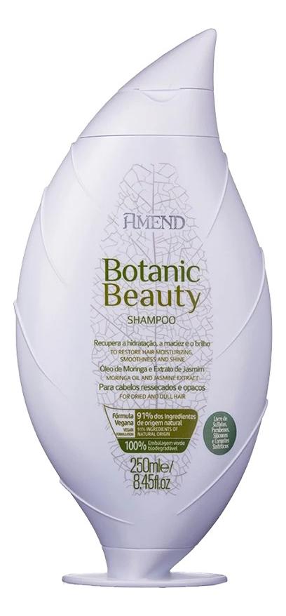 Купить Шампунь для волос Botanic Beauty Moringa Oil & Jasmine Extract Shampoo 250мл, Шампунь для волос Botanic Beauty Moringa Oil & Jasmine Extract Shampoo 250мл, Amend