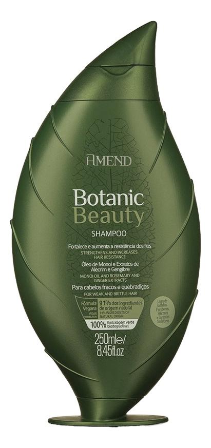 Фото - Шампунь для волос Botanic Beauty Shampoo 250мл gift set dove beauty and tenderness 250ml 150ml shampoo deodorant spray antiperspirant beauty