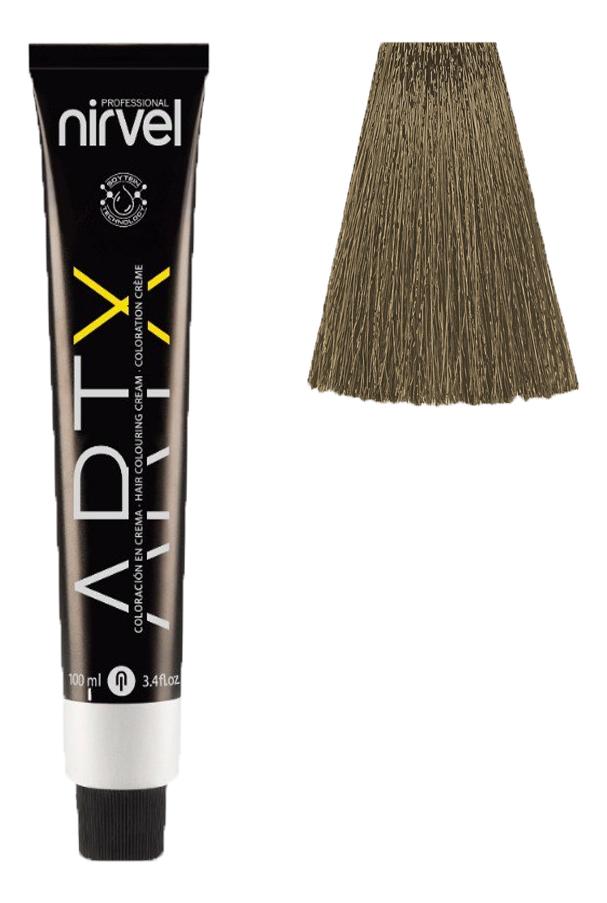 Краска для волос на основе протеинов пшеницы Color ARTX 100мл: 8-77 Табачный блондин недорого