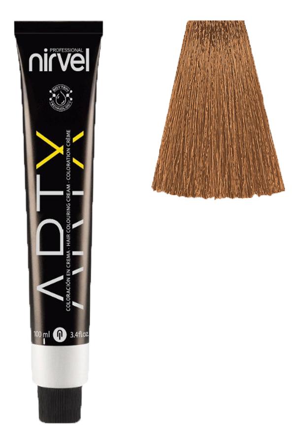 Краска для волос на основе протеинов пшеницы Color ARTX 100мл: 9-4 Медный светлый блондин недорого