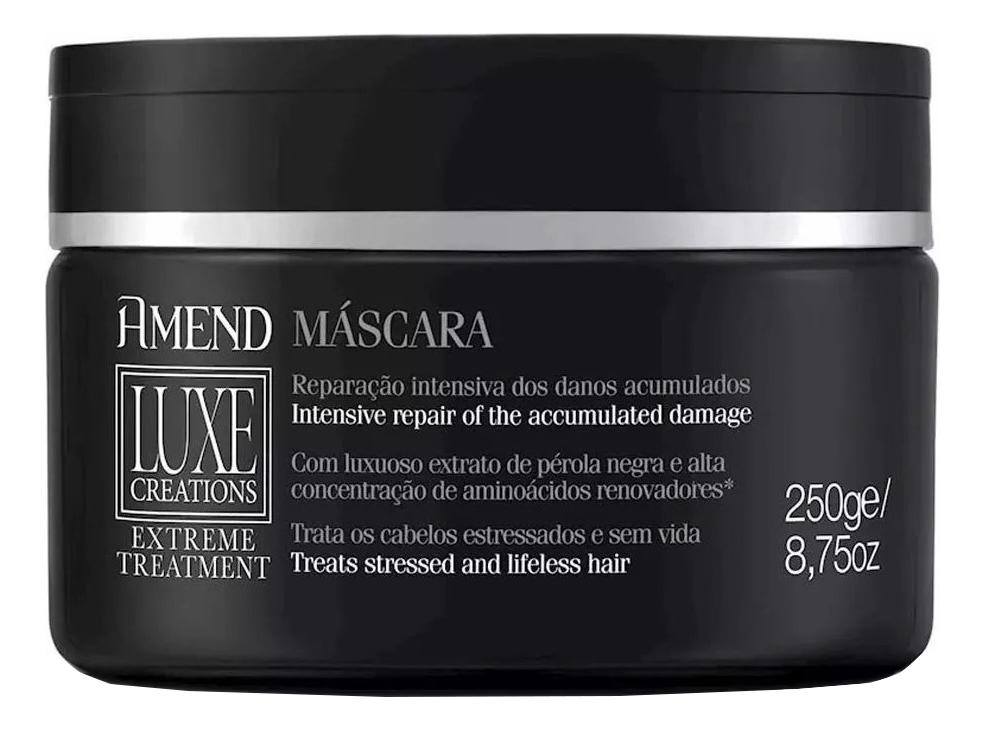 Купить Маска для волос Luxe Creations Extreme Repair Mask 250мл, Amend