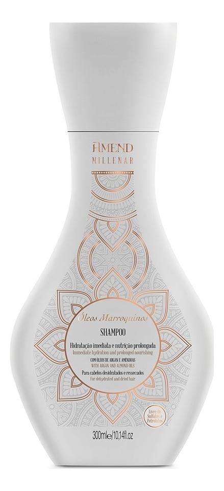 Купить Шампунь для волос Millenar Oleos Marroquinos Shampoo 300мл, Amend