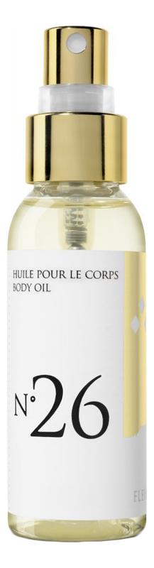 Массажное масло для тела с цветочным ароматом Huile De Massage Parfum Fleurs: Масло 50мл недорого
