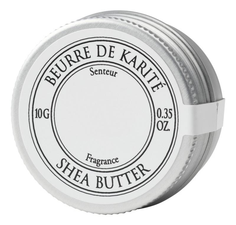 Масло для тела с ароматом Восточные сладости Beurre De Karite A L'Huile D'Argan Parfum Douceurs Orientales: Масло 10г восточные сладости
