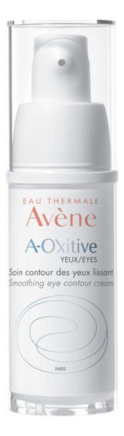 Разглаживающий крем для области вокруг глаз A-Oxitive Smoothing Eye Contour Cream 15мл