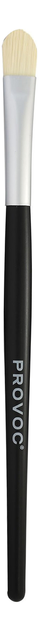 Фото - Кисть для растушевки теней и консилера #E804S (большая) кисть для растушевки теней и консилера filament flm3