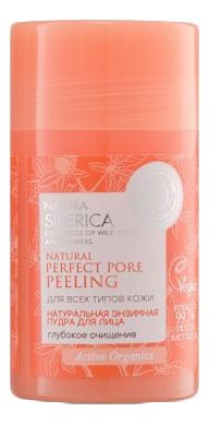 Купить Натуральная энзимная пудра для лица Natural Perfect Pore Peeling 35г, Natura Siberica