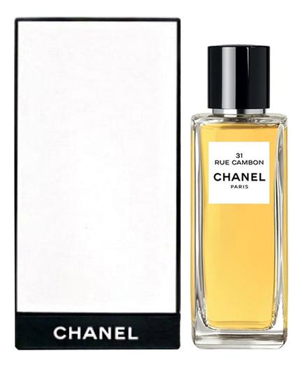 Купить Les Exclusifs de Chanel 31 Rue Cambon: туалетная вода 75мл