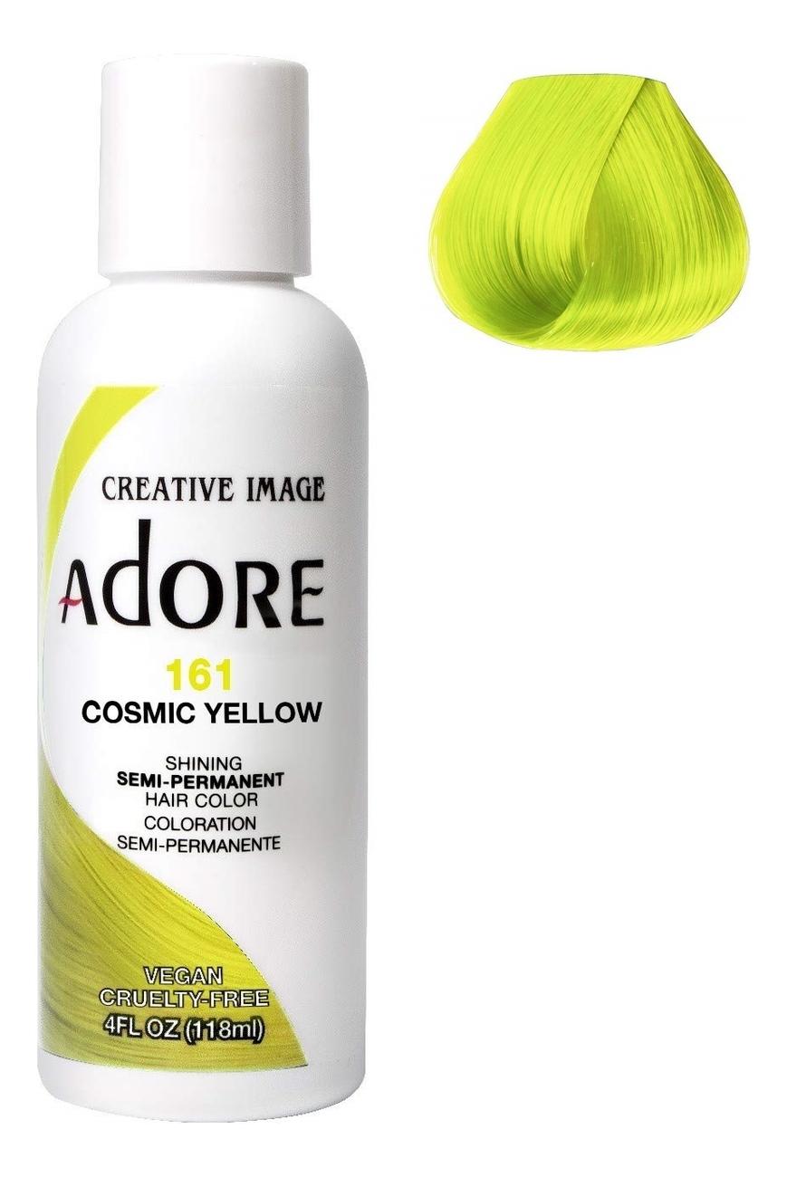 Купить Краска для волос Adore Hair Color 118мл: 161 Cosmic Yellow, Creative Image Systems