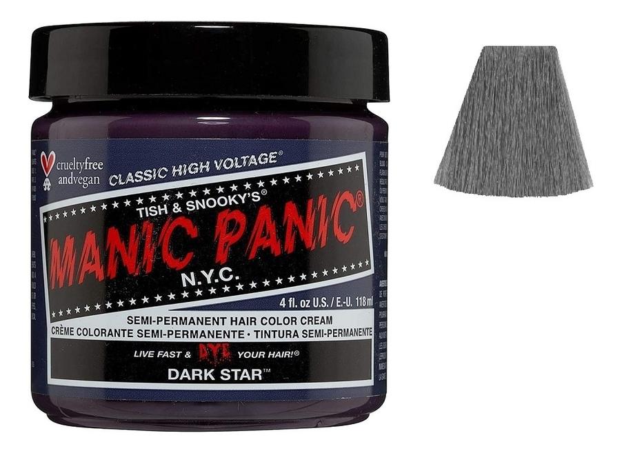 Краска для волос High Voltage 118мл: Dark Star