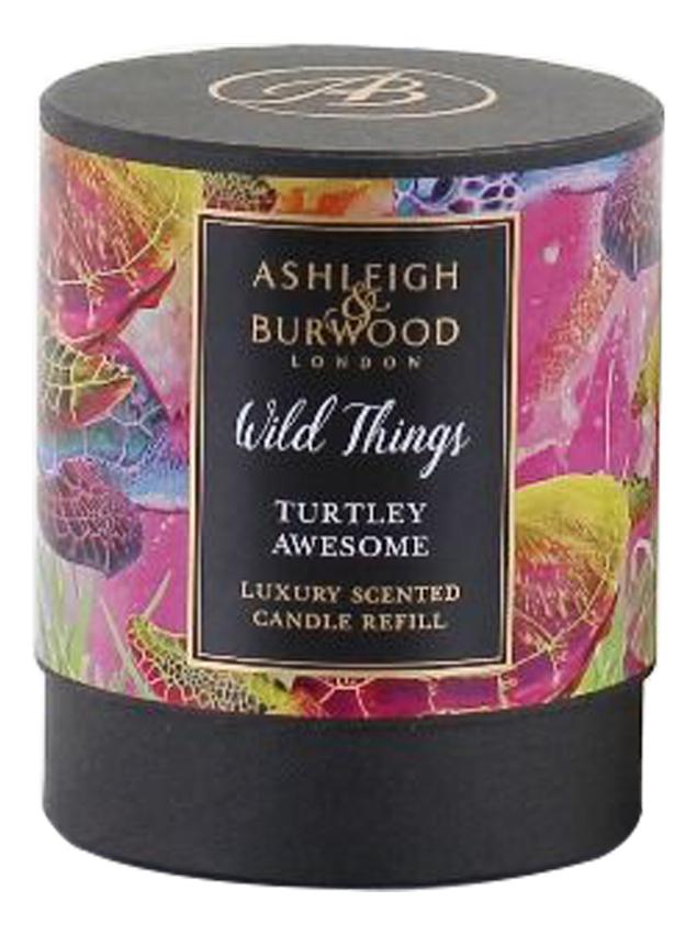 Купить Ароматическая свеча Turtley Awesome: свеча 320г, Ashleigh&Burwood