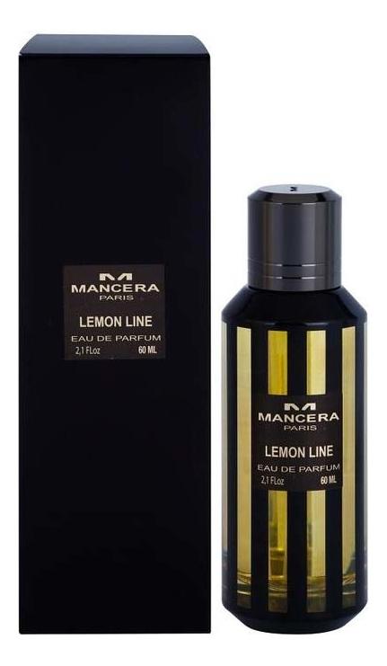 Купить Mancera Lemon Line: парфюмерная вода 60мл