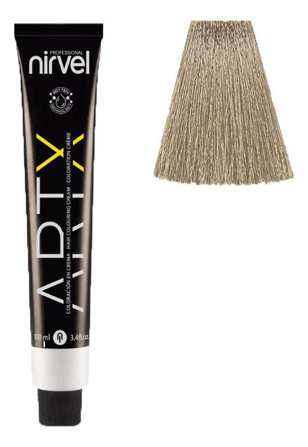 Краска для волос на основе протеинов пшеницы Color ARTX 100мл: 10 Очень светлый блондин недорого