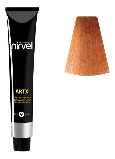 Краска для волос на основе протеинов пшеницы Color ARTX 100мл: 10-4 Медный очень светлый блондин недорого