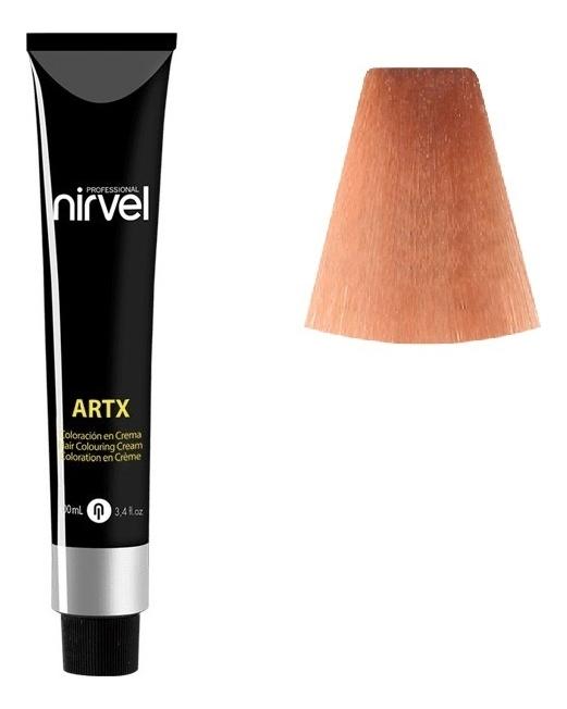 Краска для волос на основе протеинов пшеницы Color ARTX 100мл: 10-44 Очень светлый блондин интенсивно-медный недорого