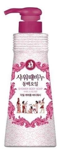 Фото - Жидкое мыло для тела с ароматом камелии Shower Body Soap Camellia Seed Oil Perfume 500мл мыло пенка для младенцев с рождения baby soap мыло 500мл