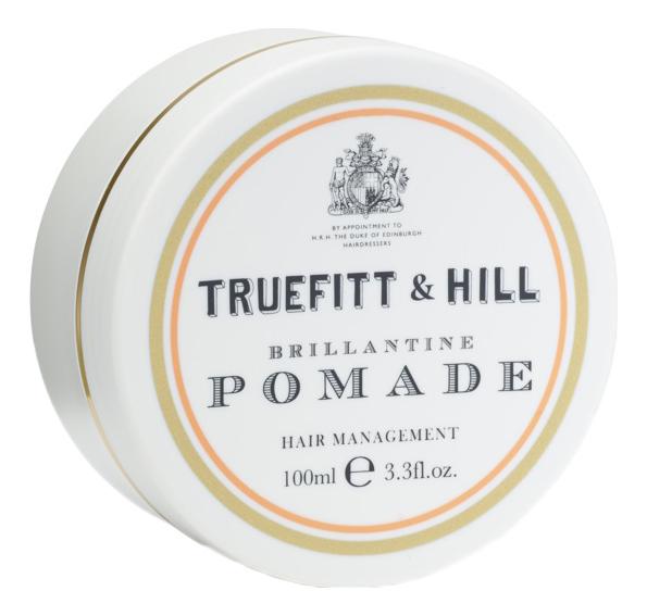 Купить Помада-блеск для укладки волос Brillantine Pomade 100мл, Truefitt & Hill