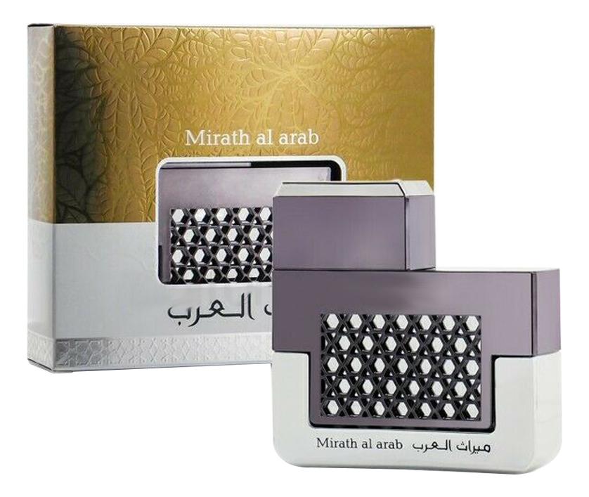 Купить Mirath Al Arab Silver: парфюмерная вода 100мл, Ard Al Zaafaran
