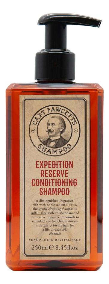 Купить Шампунь для волос Expedition Reserve Conditioning Shampoo 250мл, Captain Fawcett