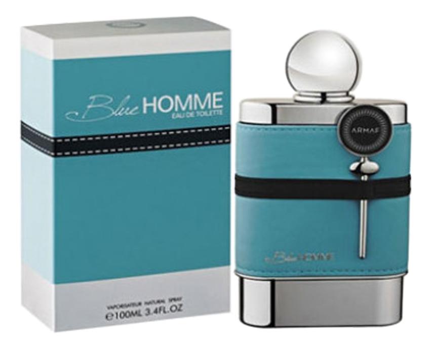 Blue Homme: туалетная вода 100мл armaf enchanted club туалетная вода 100мл
