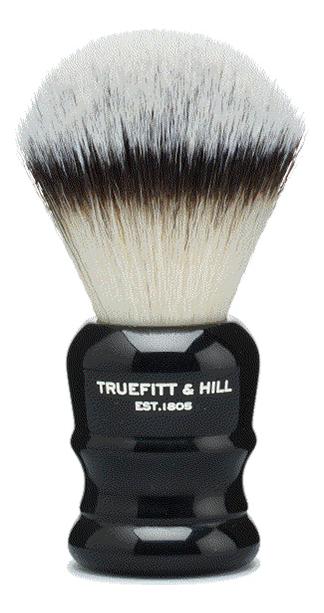 Помазок Faux Ebony Synthetic Shave Brush Wellington (ворс синтетический, эбонит)