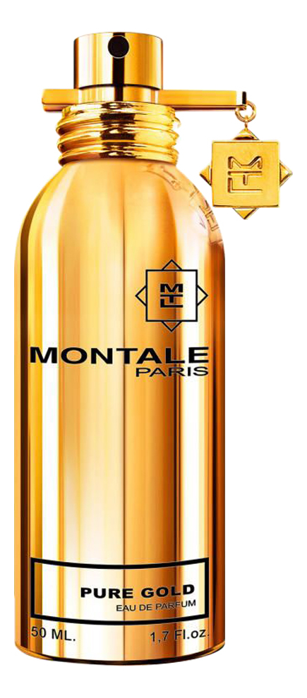 Montale Pure Gold: парфюмерная вода 50мл цена 2017