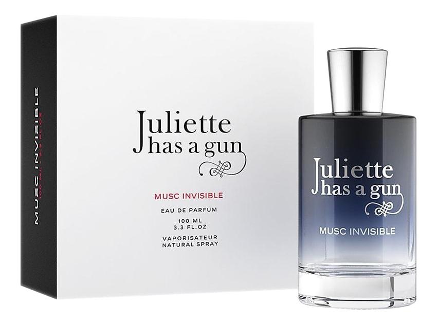 Купить Juliette Has A Gun Musc Invisible: парфюмерная вода 100мл