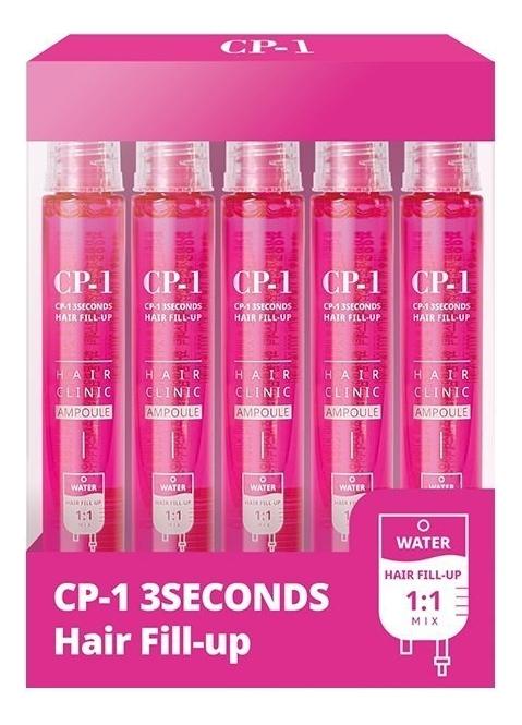 Купить Маска-филлер для волос CP-1 3 Seconds Hair Fill-Up Clinic Ampoule: Маска 5*13мл, Esthetic House