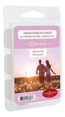 Купить Наполнитель для воскоплавов Романтика Aromatherapy Melts Romance 70, 9г, Candle Warmers