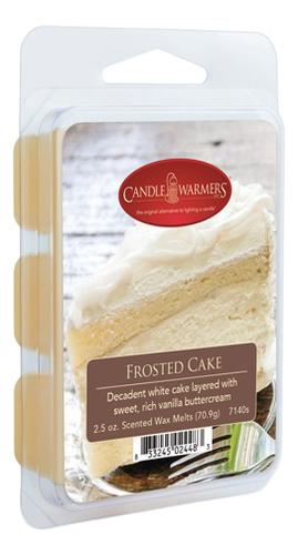 Наполнитель для воскоплавов Торт с глазурью Wax Melts Frosted Cake 70,9г наполнитель для воскоплавов after the rain wax melts 70 9г