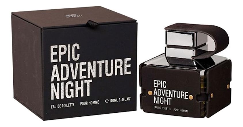 Купить Epic Adventure Nigh: туалетная вода 100мл, Emper