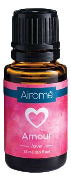 Масло для ультразвукового аромадиффузора Любовь Airome Amour 15мл love любовь amour