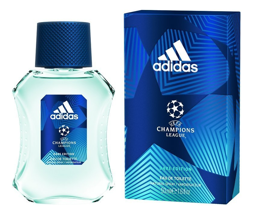 UEFA Champions League Dare Edition: туалетная вода 50мл недорого