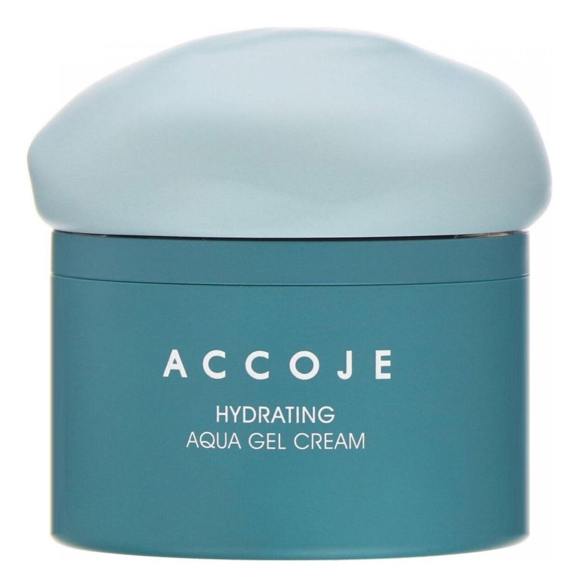 Увлажняющий крем-аквагель Hydraning Aqua Gel Cream 50мл chi luxury black seed oil curl defining cream gel