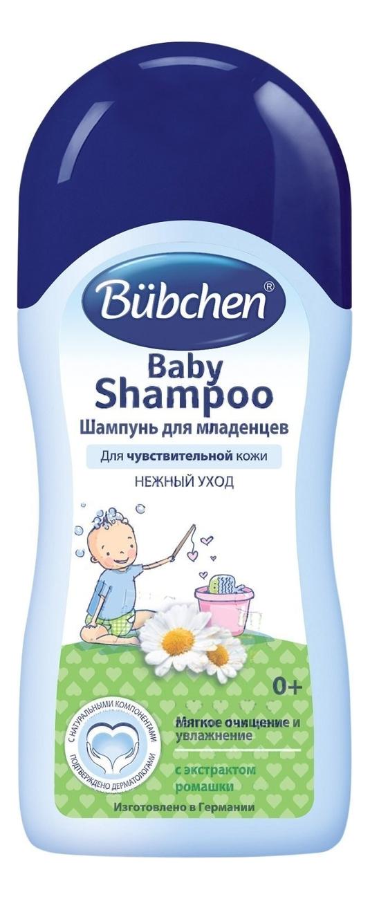 Шампунь для младенцев с экстрактом ромашки Нежный уход Baby Shampoo: Шампунь 200мл шампунь с экстрактом ромашки shampoo chamomile 250мл