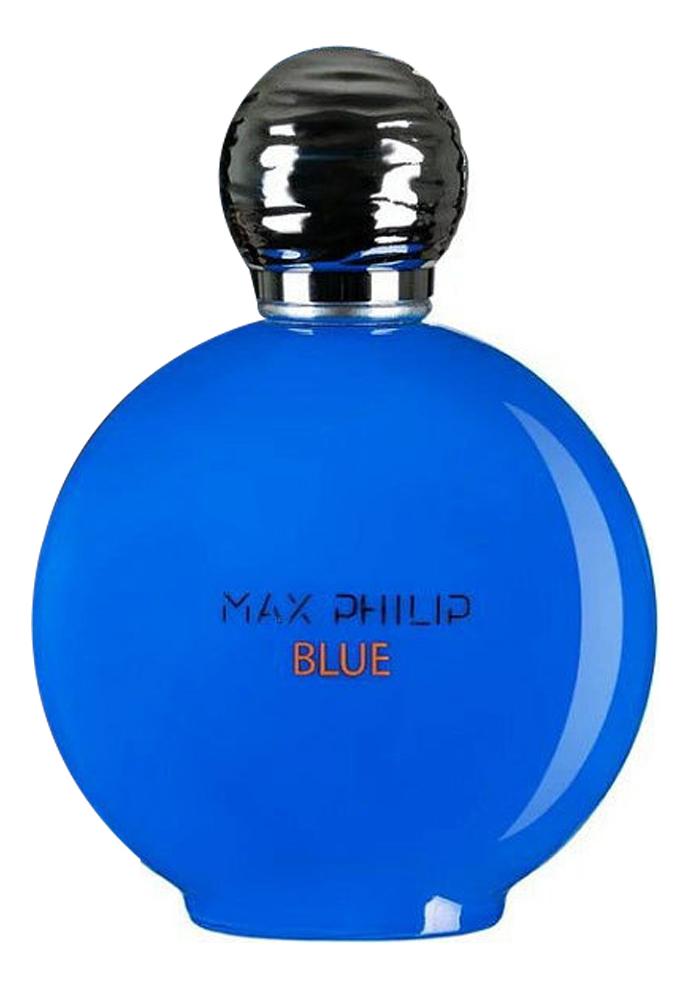 Купить Blue: парфюмерная вода 7мл, Max Philip