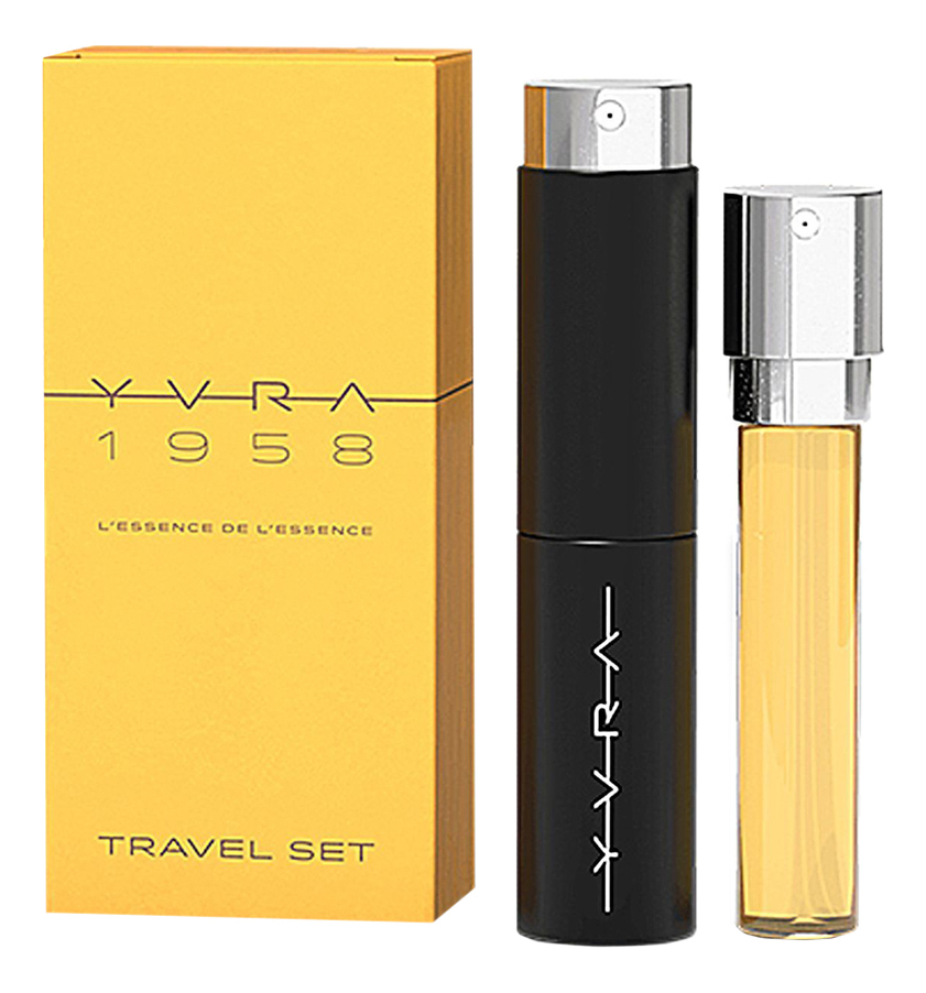 Купить L'Essence De L'essence: парфюмерная вода 2*8мл, YVRA 1958