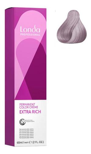 Фото - Крем-краска для волос Londacolor 60мл: 9/60 Очень светлый блонд фиолетово-натуральный крем краска для волос londacolor 60мл 9 1 очень светлый блонд пепельный