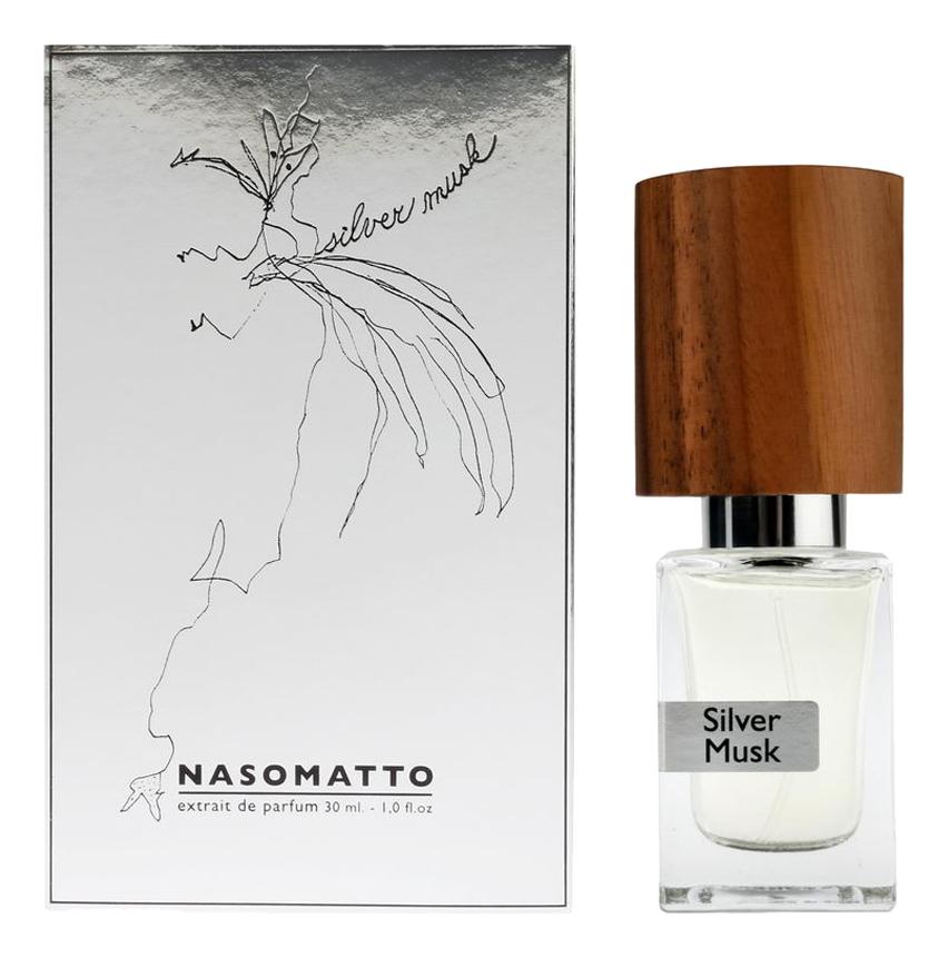 Nasomatto Silver Musk: духи 30мл nasomatto nudiflorum духи 2мл