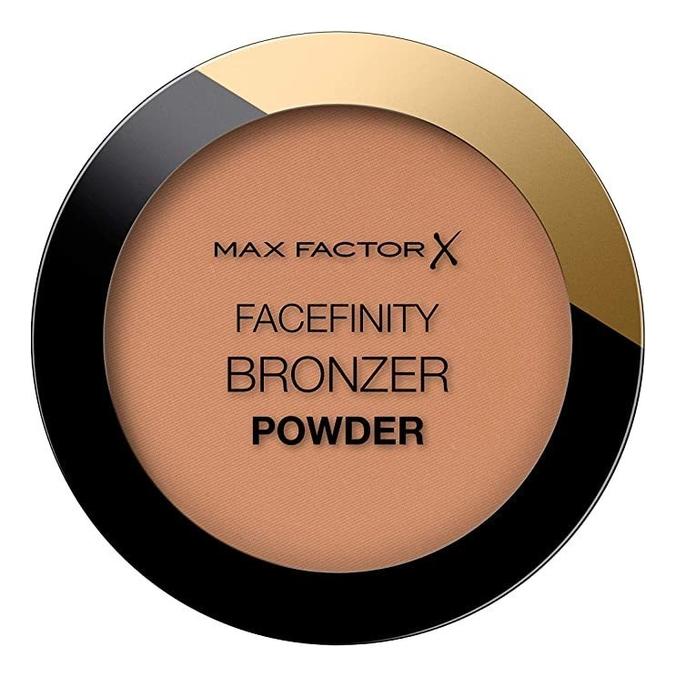 Бронзирующая пудра для лица Facefinity Bronzer Powder: 01 Light Medium
