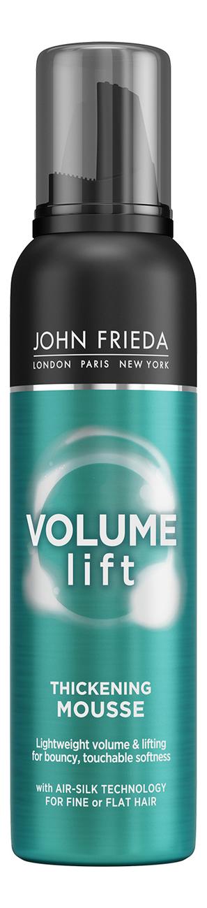 Купить Мусс для уплотнения и придания объема волосам Volume Lift Thickening Mousse 200мл, JOHN FRIEDA