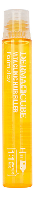 Филлер для волос Derma Cube Vita Clinic Hair Filler: Филлер 13мл