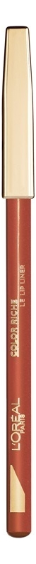 Купить Карандаш для губ Color Riche Le Lip Liner 1г: No 107, L'oreal